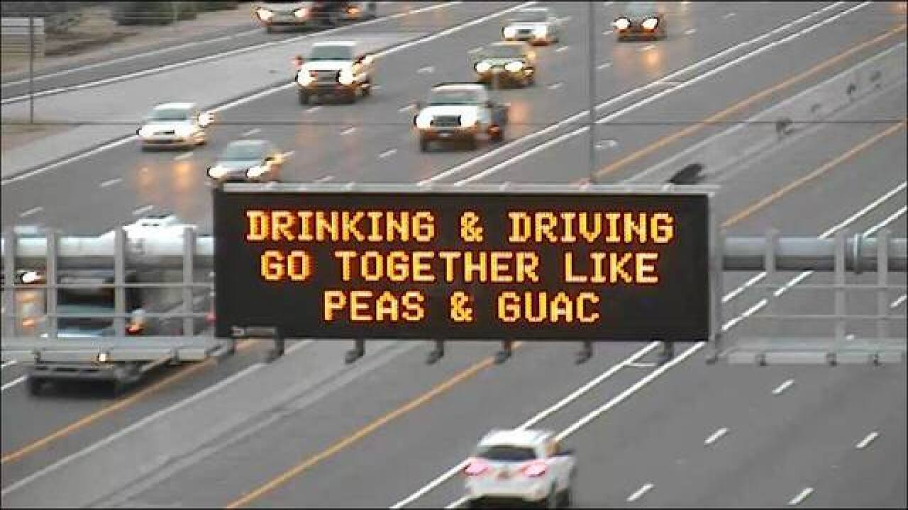 ADOT's funny signs reaching drivers