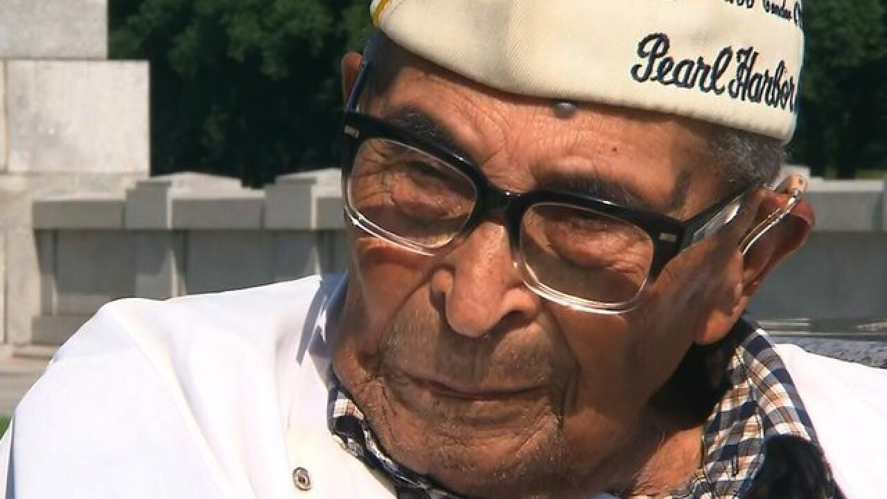 The oldest Pearl Harbor survivor has died at 106