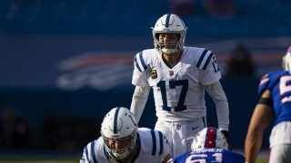 Colts Bills Football