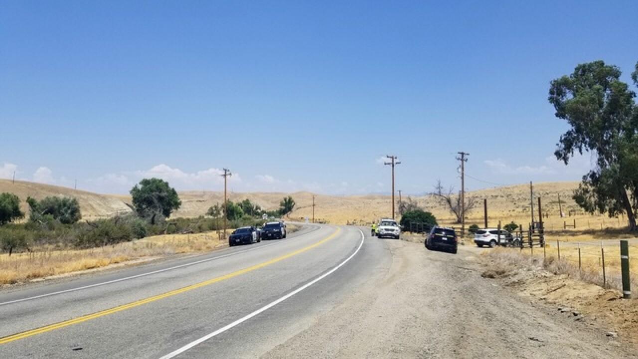 One killed in crash on Granite Road