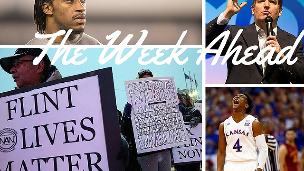 The Week Ahead: More primaries, free agency and the start of March Madness