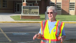Knee-replacement surgery sidelines 'irreplaceable' Colonial Heights crossing guard