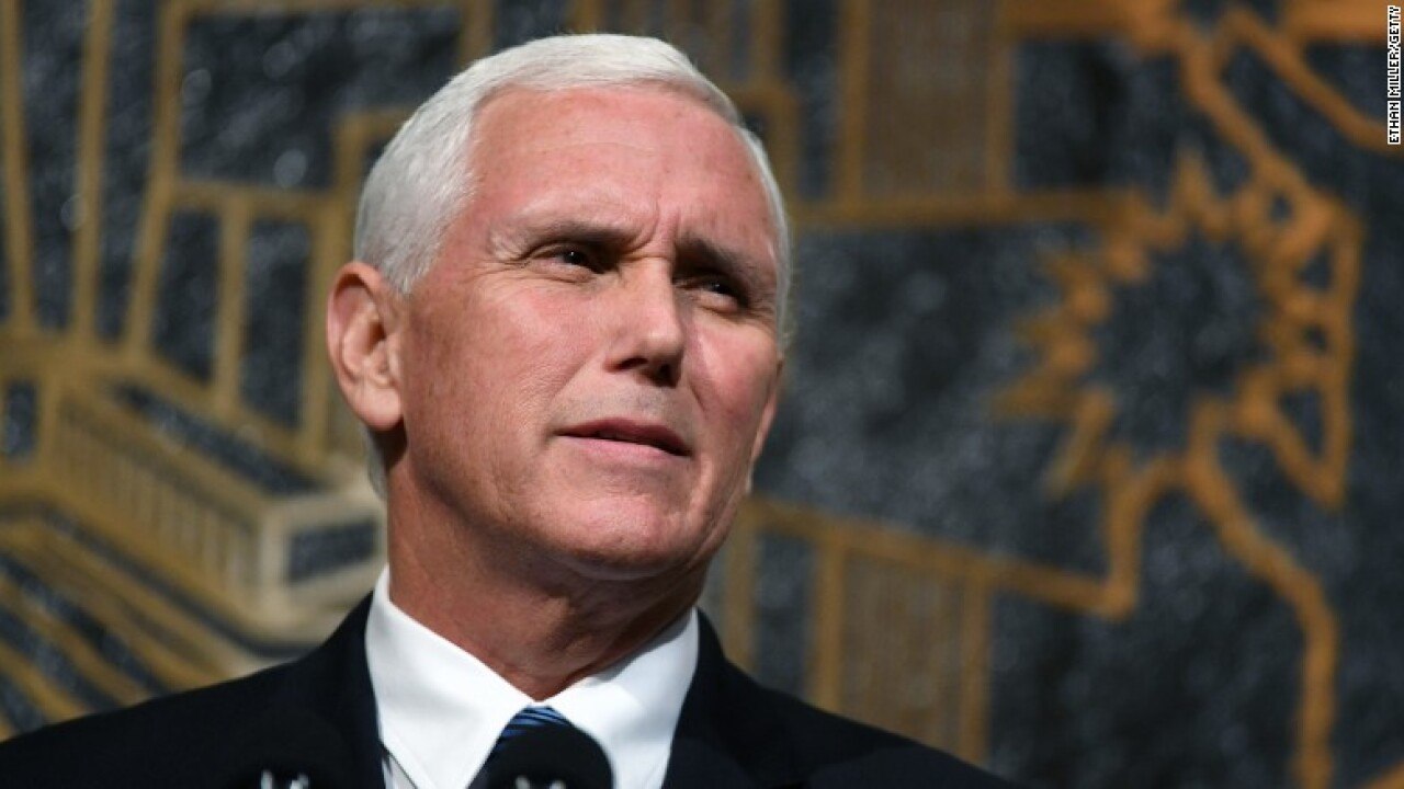 Pence cancels New Hampshire event to return to White House