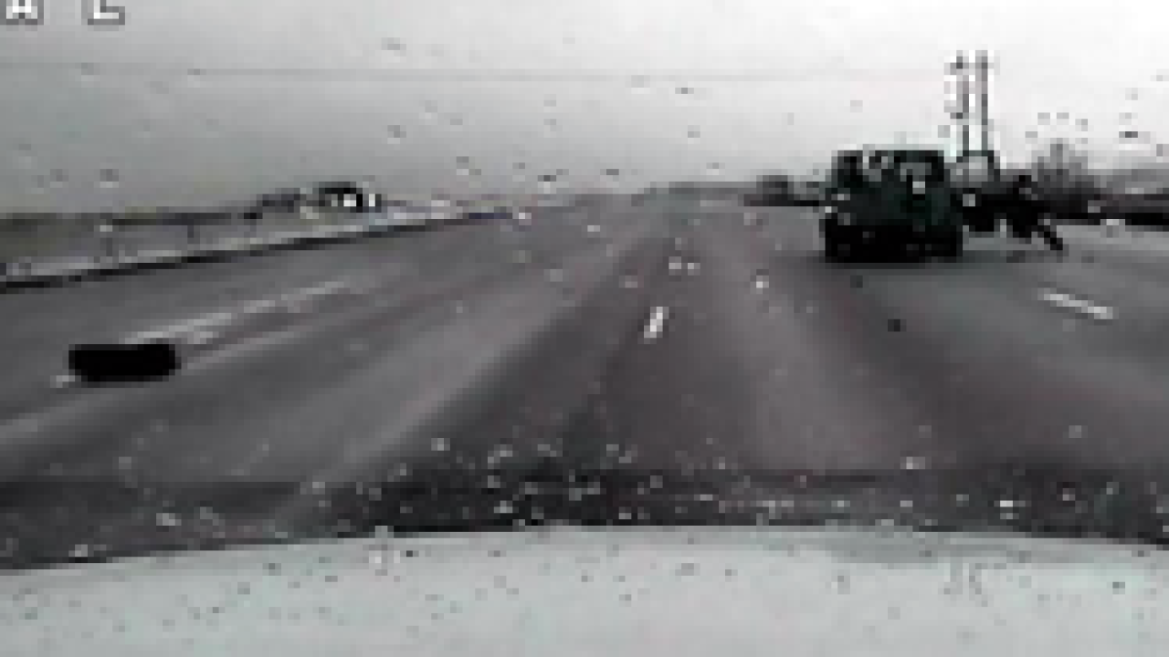 High-speed chase through Utah County caught on dashcam