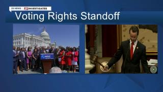 Voting Rights Showdown