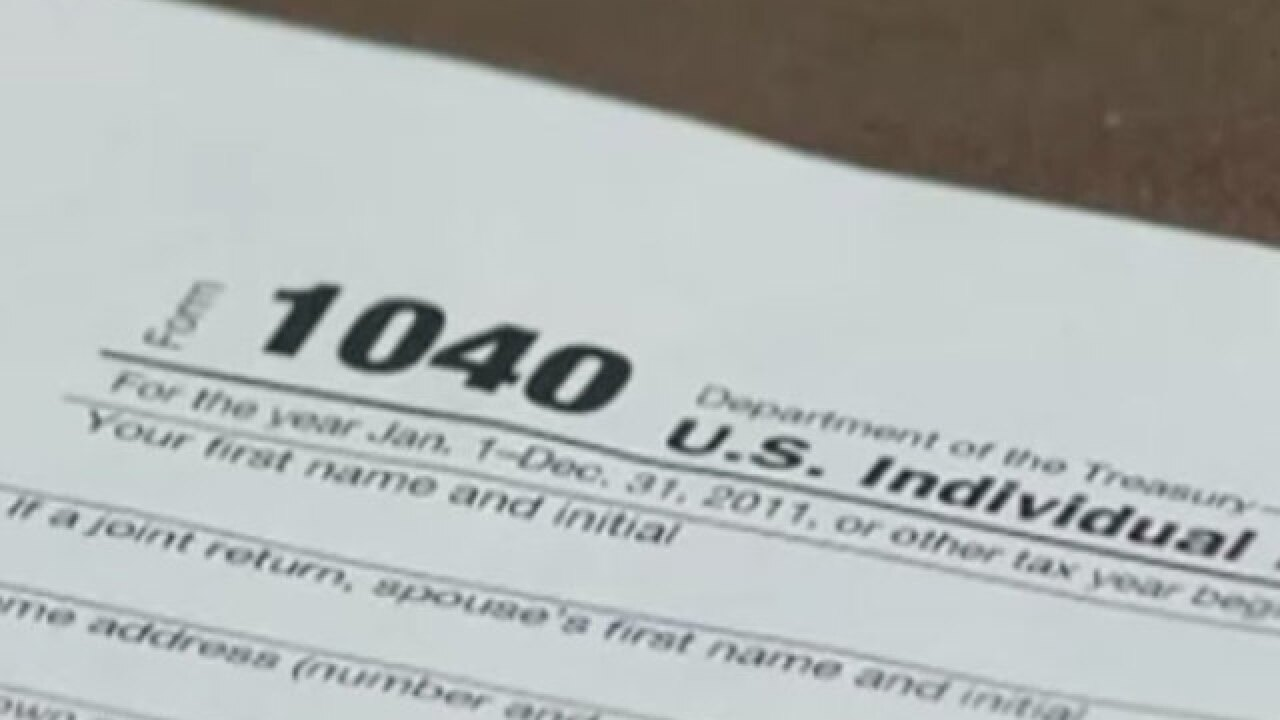 IRS rolls out new tax tables