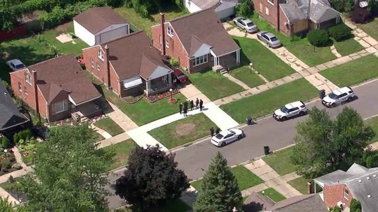 Off-duty DPD officer shot on city's west side