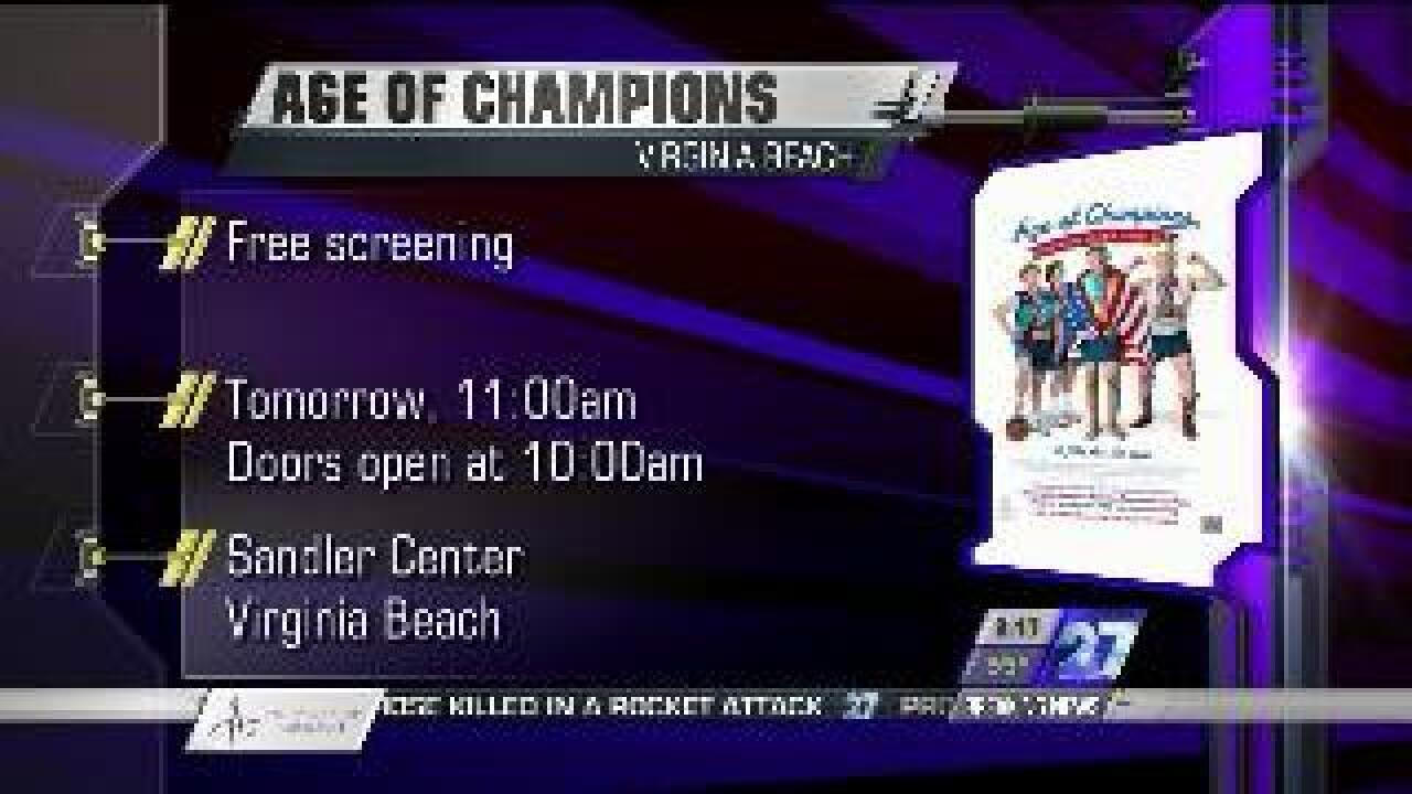 'Age of Champions' in Virginia Beach