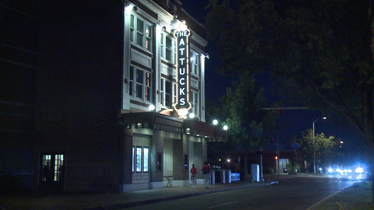 Historic Attucks Theatre celebrates 100 years with 2-daycelebration
