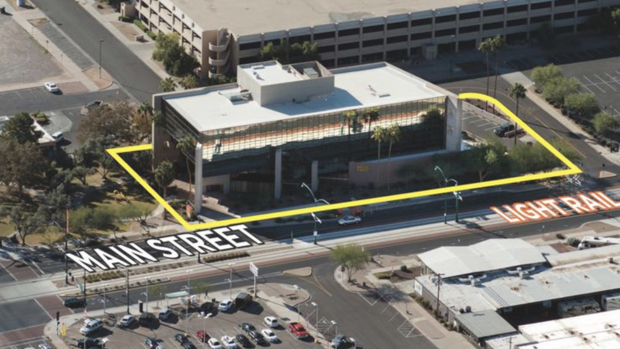 Downtown Mesa Office Part Of Company S Redevelopment Plans