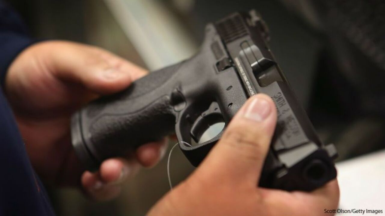 Utah ranks No. 1 for growth in gun sales, report says