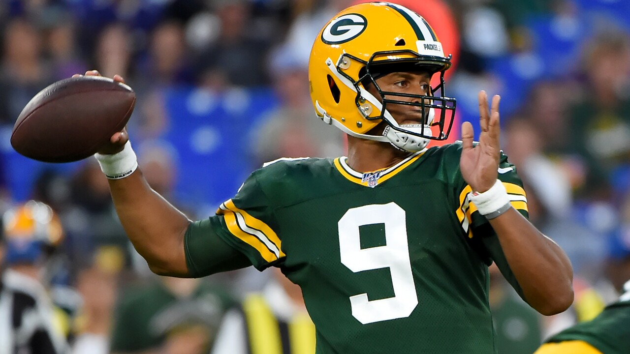 newest e5cf1 d956a PACKERS CUTS: Kizer, Moore among players released; St. Brown ...