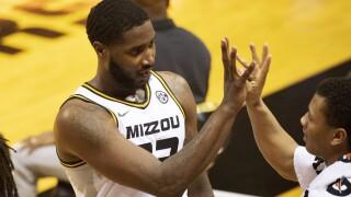 South Carolina Missouri Basketball Jeremiah Tilmon