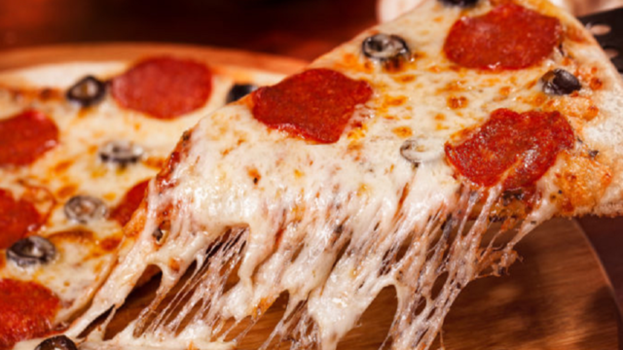 Massachusetts man founds political Pizza Party