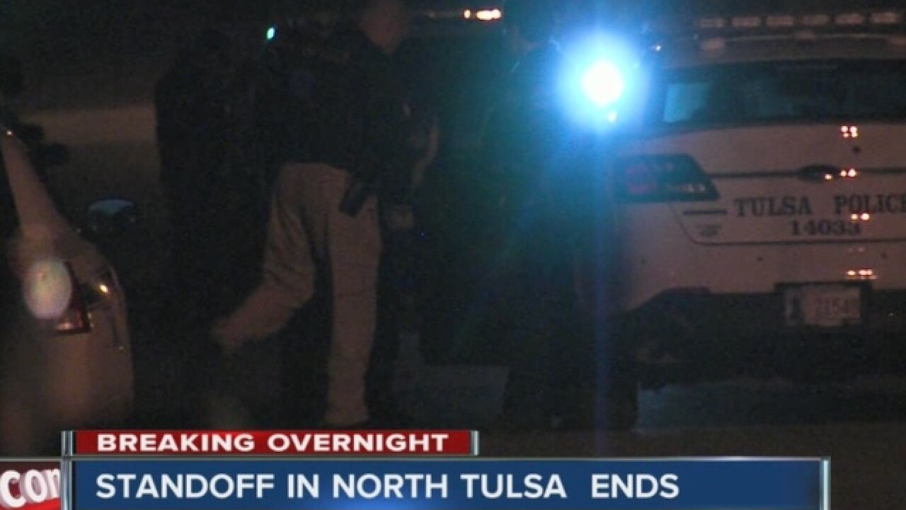 N. Tulsa shooting leads to 56th homicide of  '15