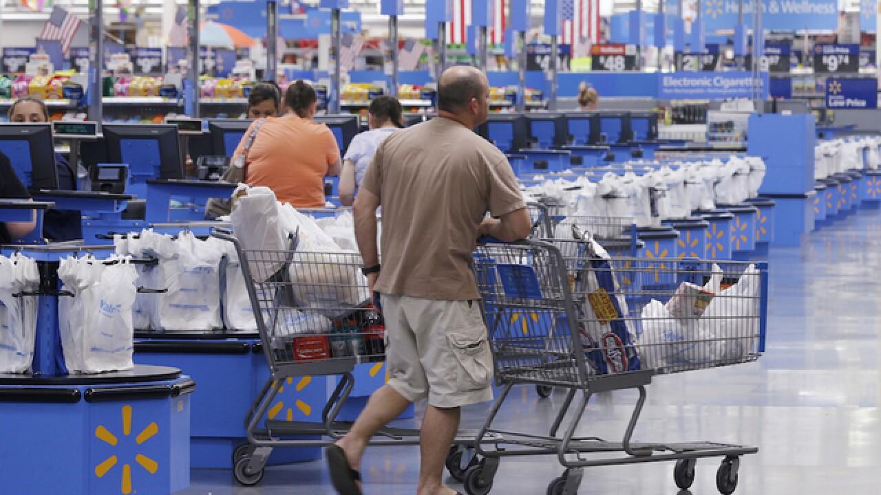 Walmart to close 154 U.S. stores