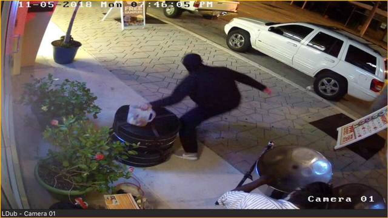 Beloved musician robbed in Lake Worth