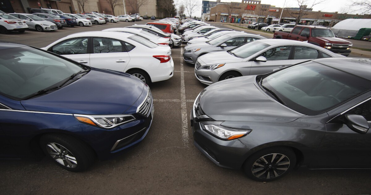 Rental car shortage means high prices, canceled cars