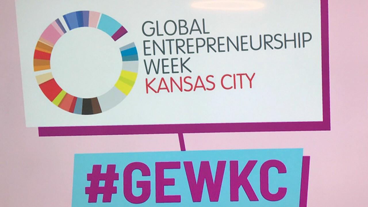 Global Entrepreneurship Week comes to KC