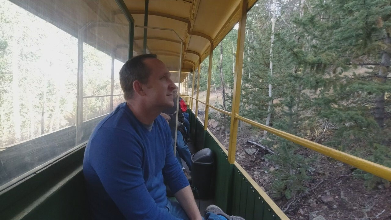 Cripple Creek Train