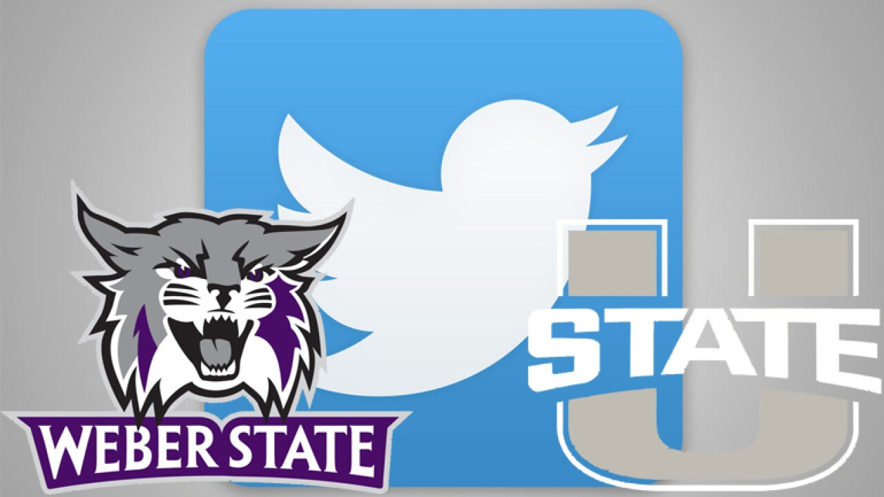 USU, Weber State to play in first live college football game on Twitter