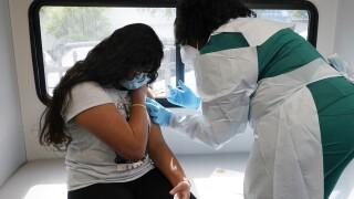 Virus Outbreak Florida