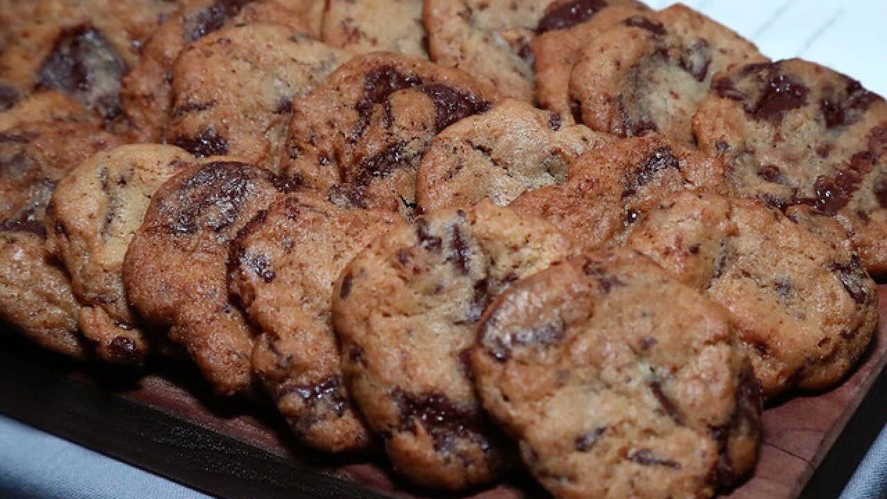 America celebrates National Chocolate Chip Cookie Day