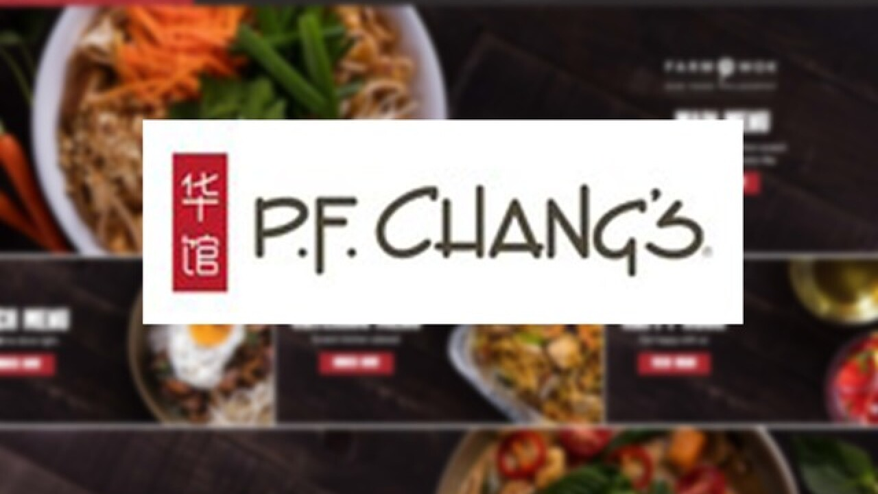 P.F. Chang's offers 25-cent entrees on 25th anniversary Wednesday