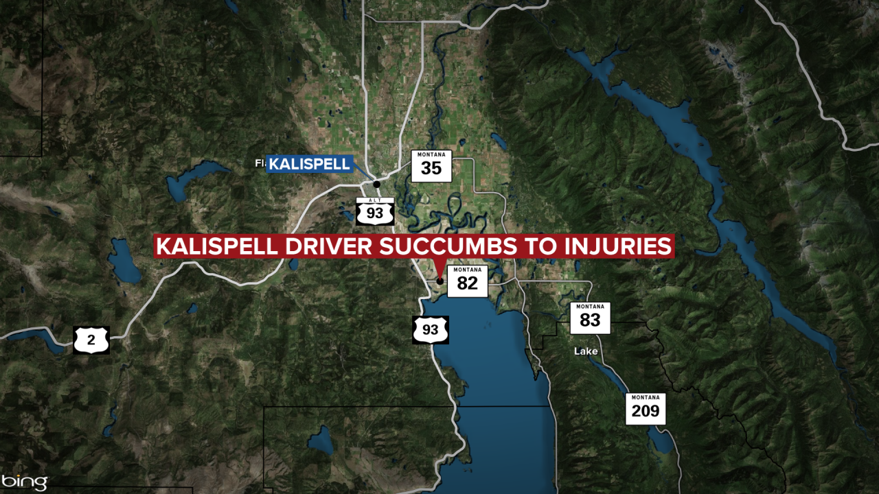 Kalispell Man Succumbs to Injuries
