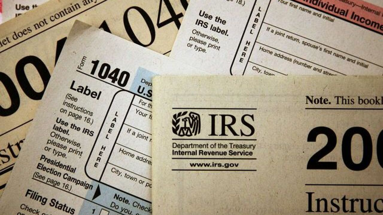 How to track down your IRS refund check