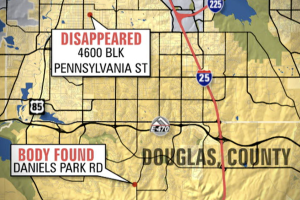 HELENE PRUSZYNSKI map cold case