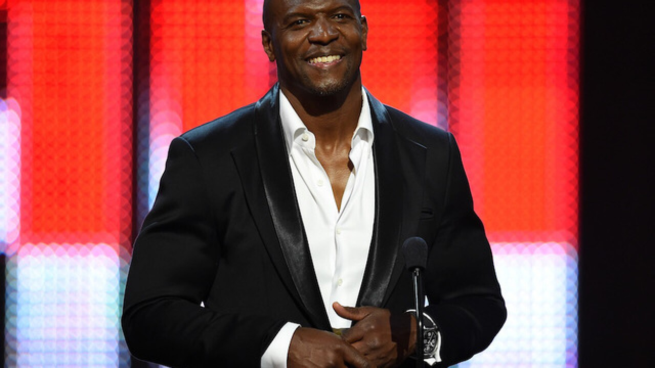 Terry Crews says he was sexually assaulted by Hollywood executive: 'Who's going to believe you?'