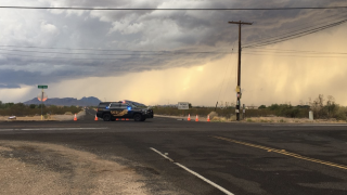 OIS/weather in Tonopah