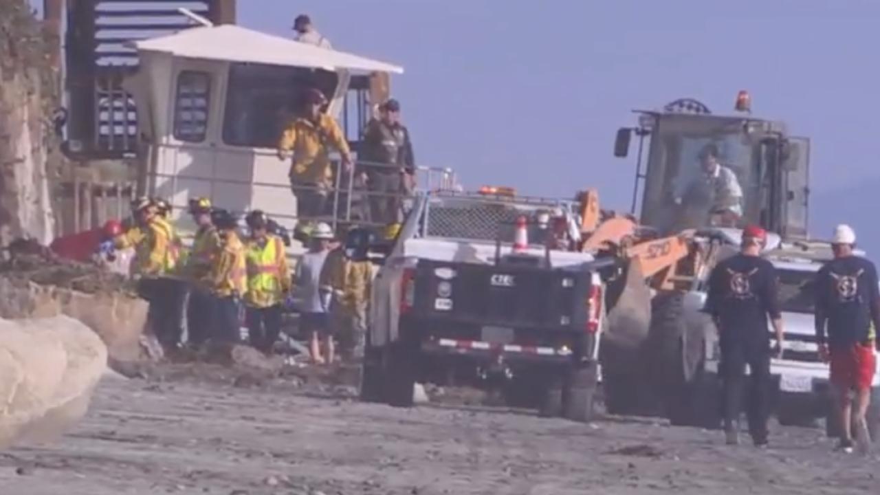 grandview beach encinitas bluff collapse
