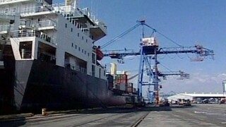 Record quarter for Port of Baltimore
