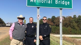 Maleah Davis Memorial Bridge
