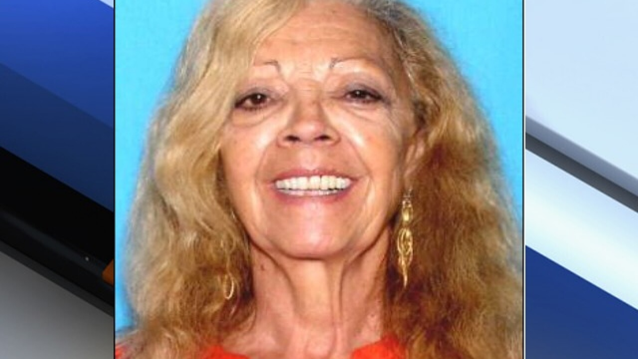 Assunta Susy Tomassi: Deputies searching for missing IRC woman with dementia