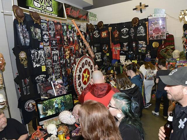 HorrorHound Convention 2018
