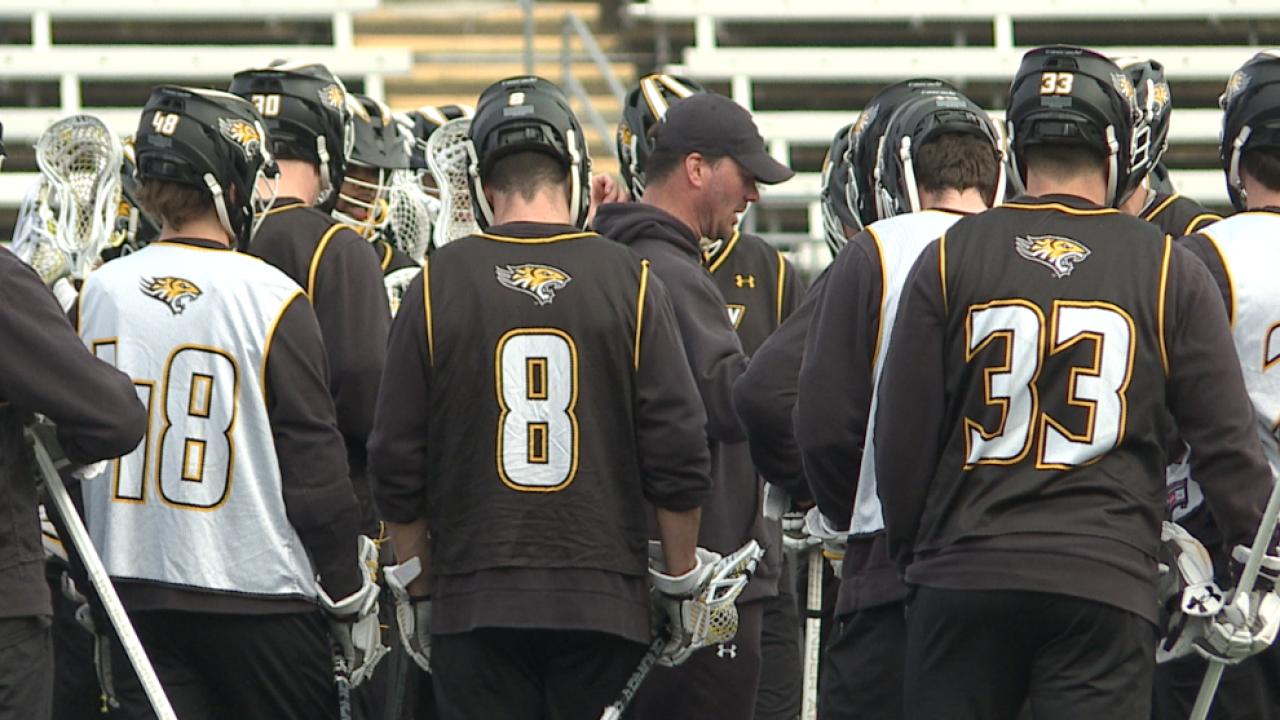 Towson men's lacrosse