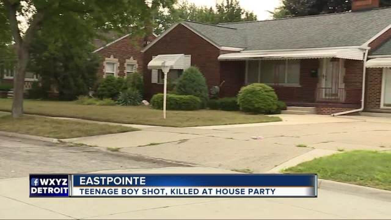 15 y.o. dead, 2 injured in Eastpointe shooting