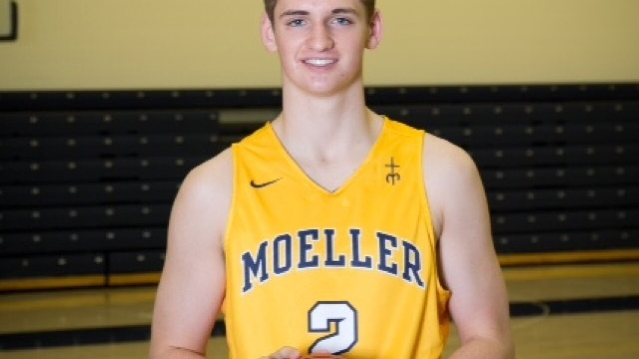 Moeller's McDowell verbally commits to Liberty