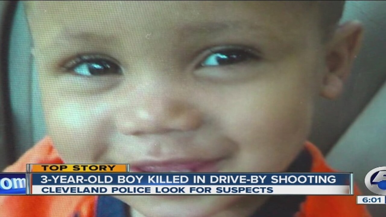 PD: Have 'persons of interest' in child shooting