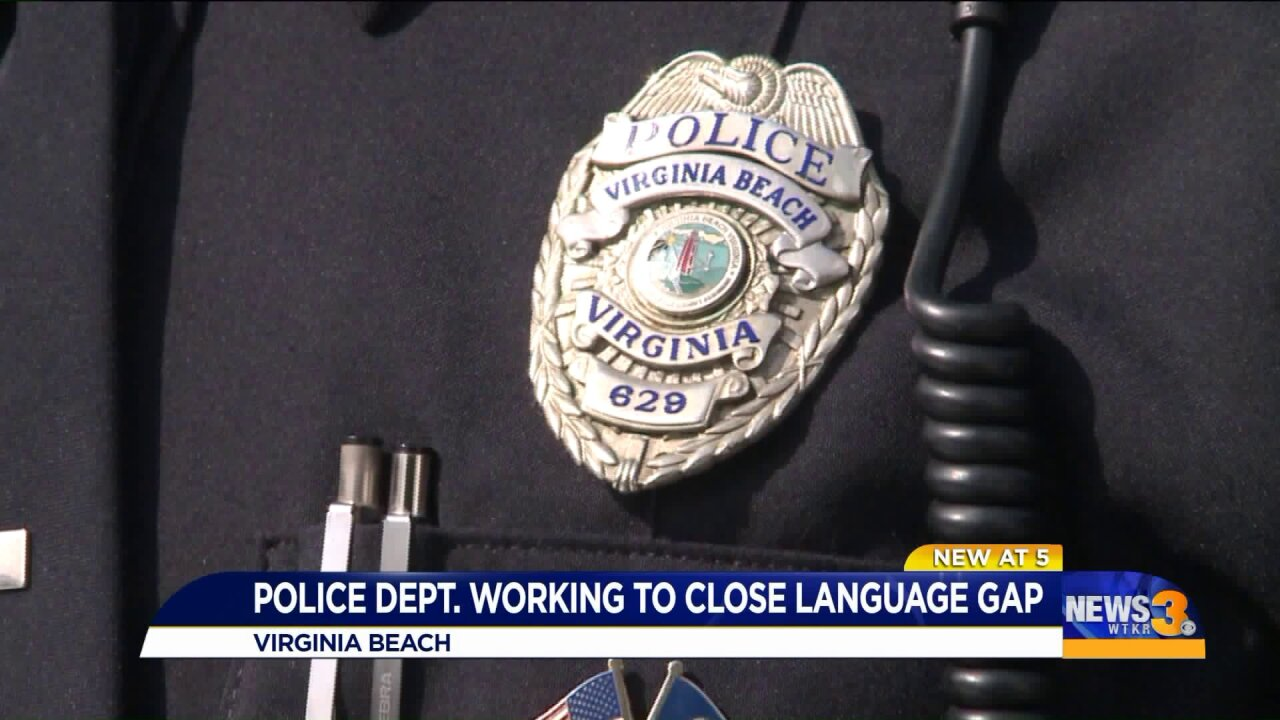 Local police department looks to recruit Spanish-speaking officers as Latino populationgrows