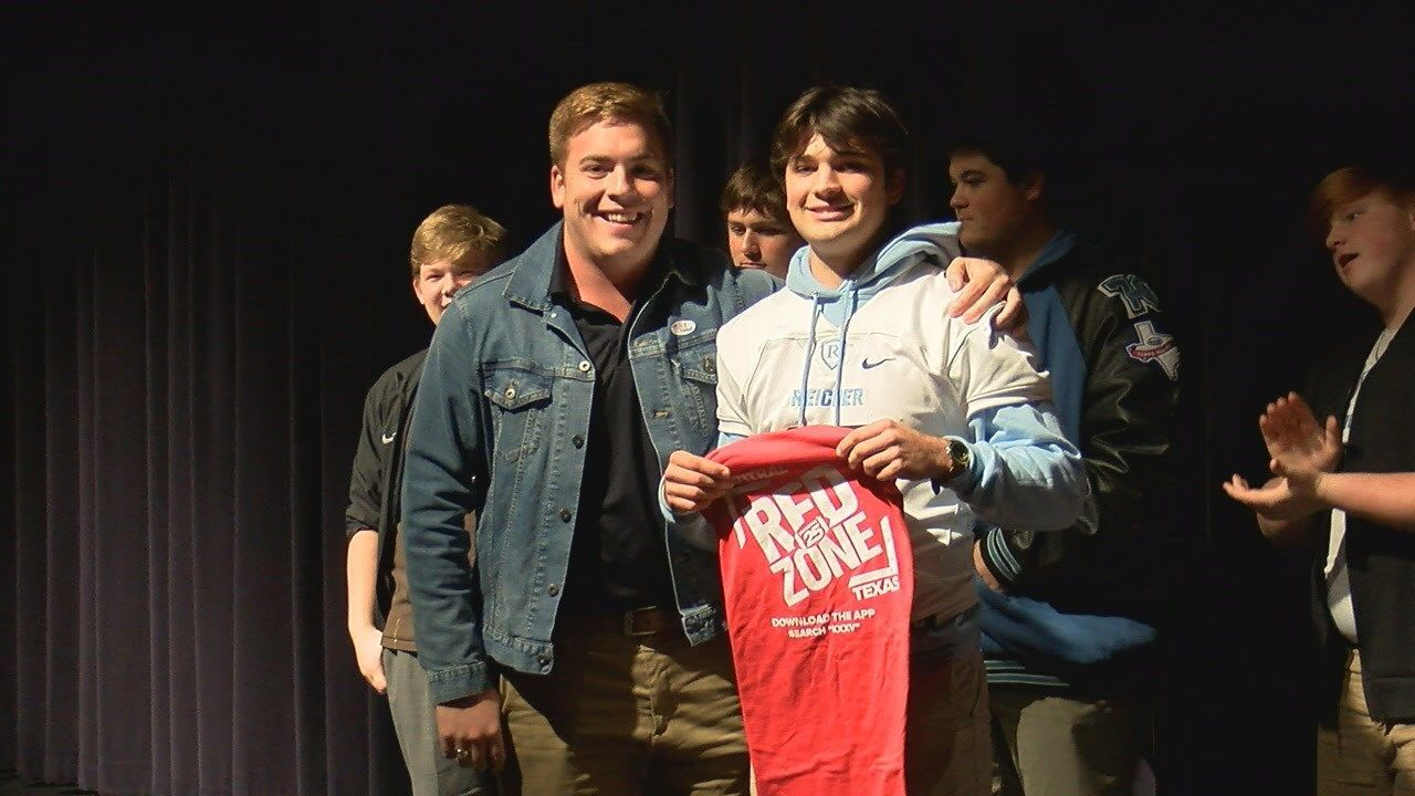 Reicher's Brittain captures Wk 9 Red Zone Primetime Performer