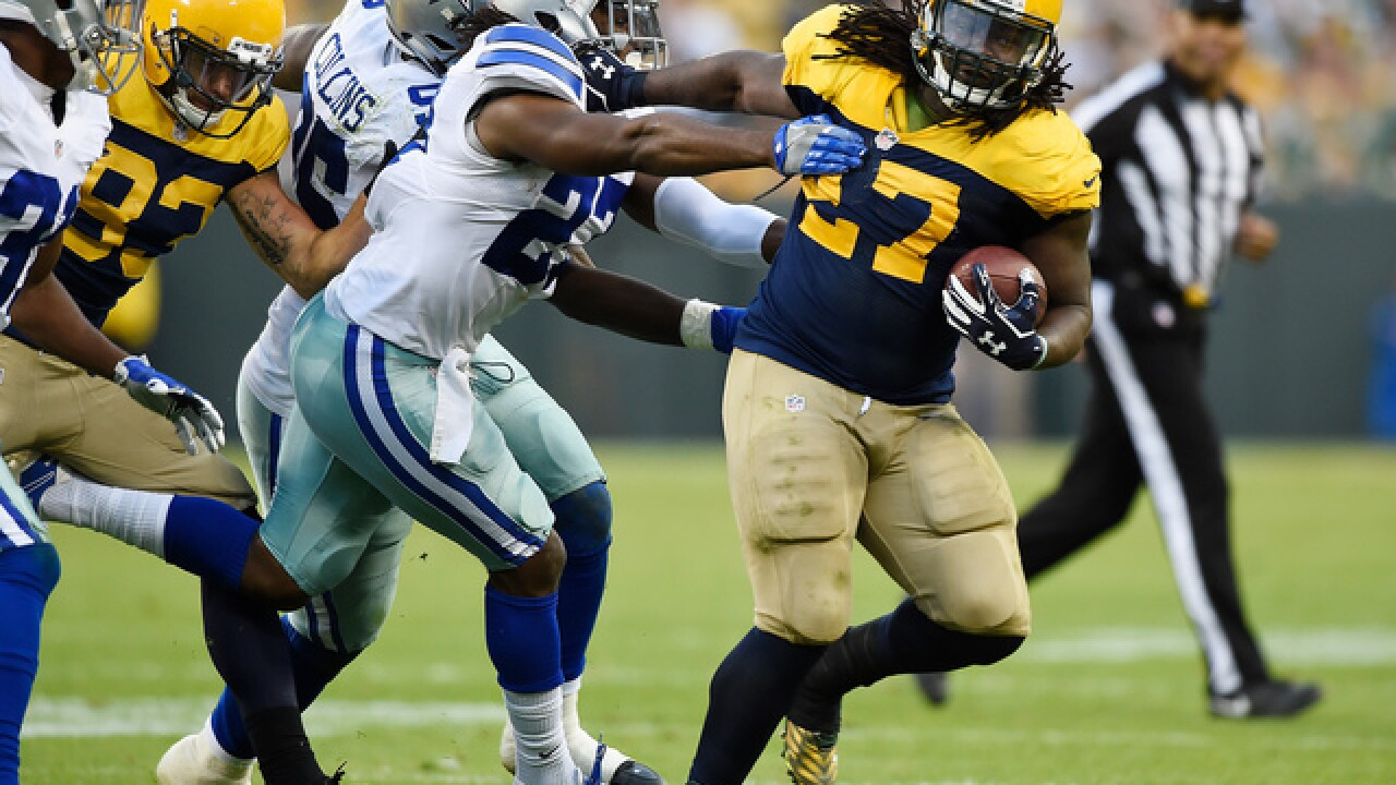 Former Packers RB Eddie Lacy earns $55,000 incentive for weighing in under team-imposed limit