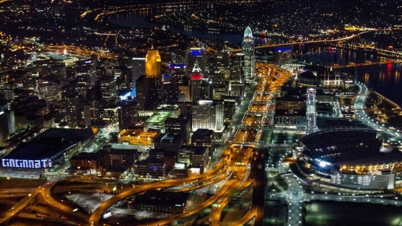 Cincy ranks among most beautiful skylines in US