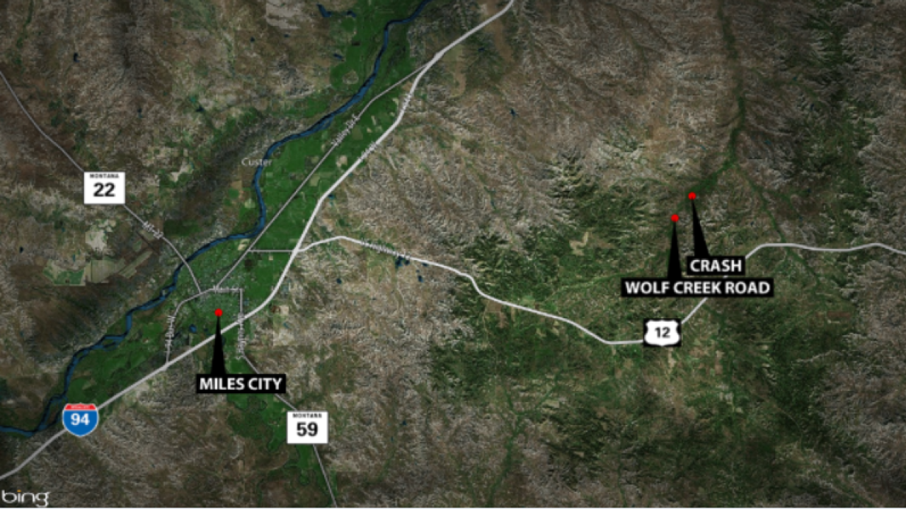Rancher killed in accident near Miles City