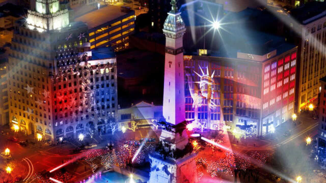 Monument Circle gets $7.6M grant for lighting, sound system upgrade for concerts