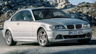 2006 BMW 3 Series Coupe