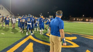 Centreville football making history in Jerry Schultz's first season